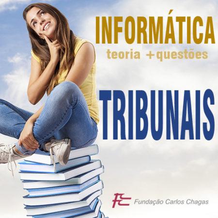 FCC – Tribunais | Questões + Indicação Teórica