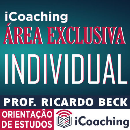 iCoaching || Acompanhamento Exclusivo