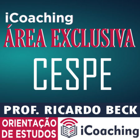 iCoaching PRF || Acompanhamento Exclusivo