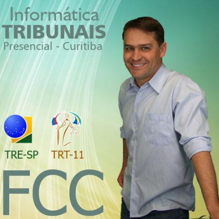 PRESENCIAL – CURITIBA    Tribunais / FCC
