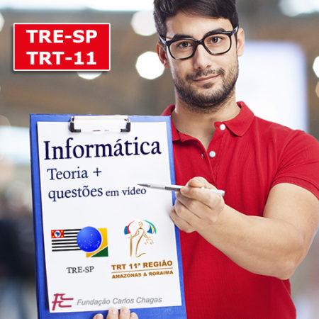 TRE-SP e TRT-11