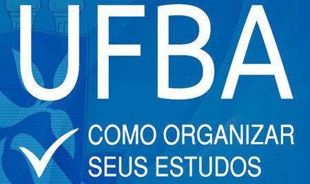 UFBA – Como organizar seus estudos