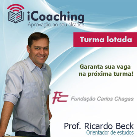 iCoaching FCC || Acompanhamento Exclusivo