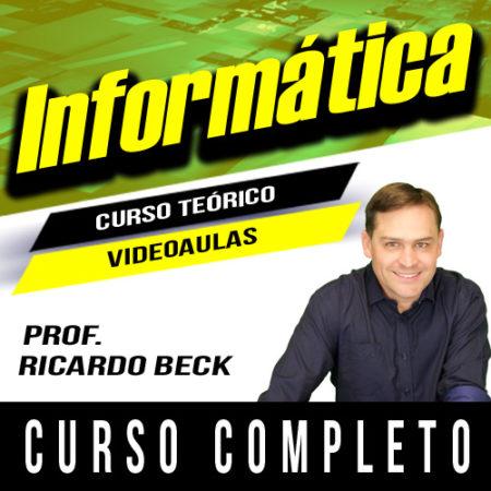 CURSO COMPLETO | INFORMÁTICA