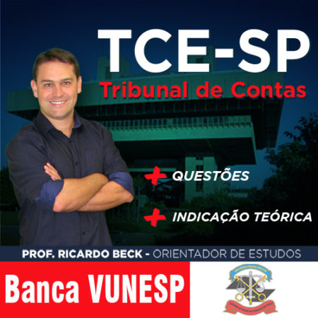 TCE-SP / VUNESP | INFORMÁTICA