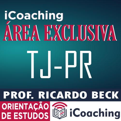 iCoaching TJ-PR || Acompanhamento Exclusivo