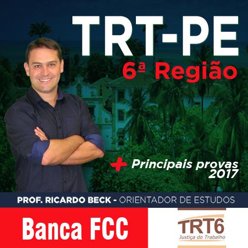 TRT-PE / FCC | INFORMÁTICA
