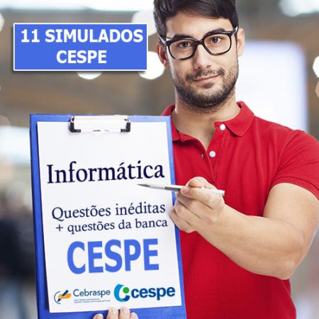 11 Simulados | CESPE