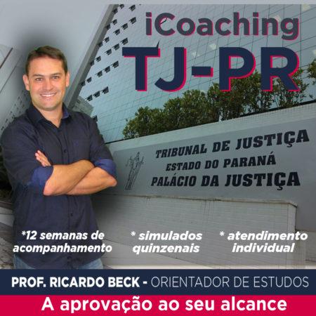 iCoaching Personalizado | TJ-PR