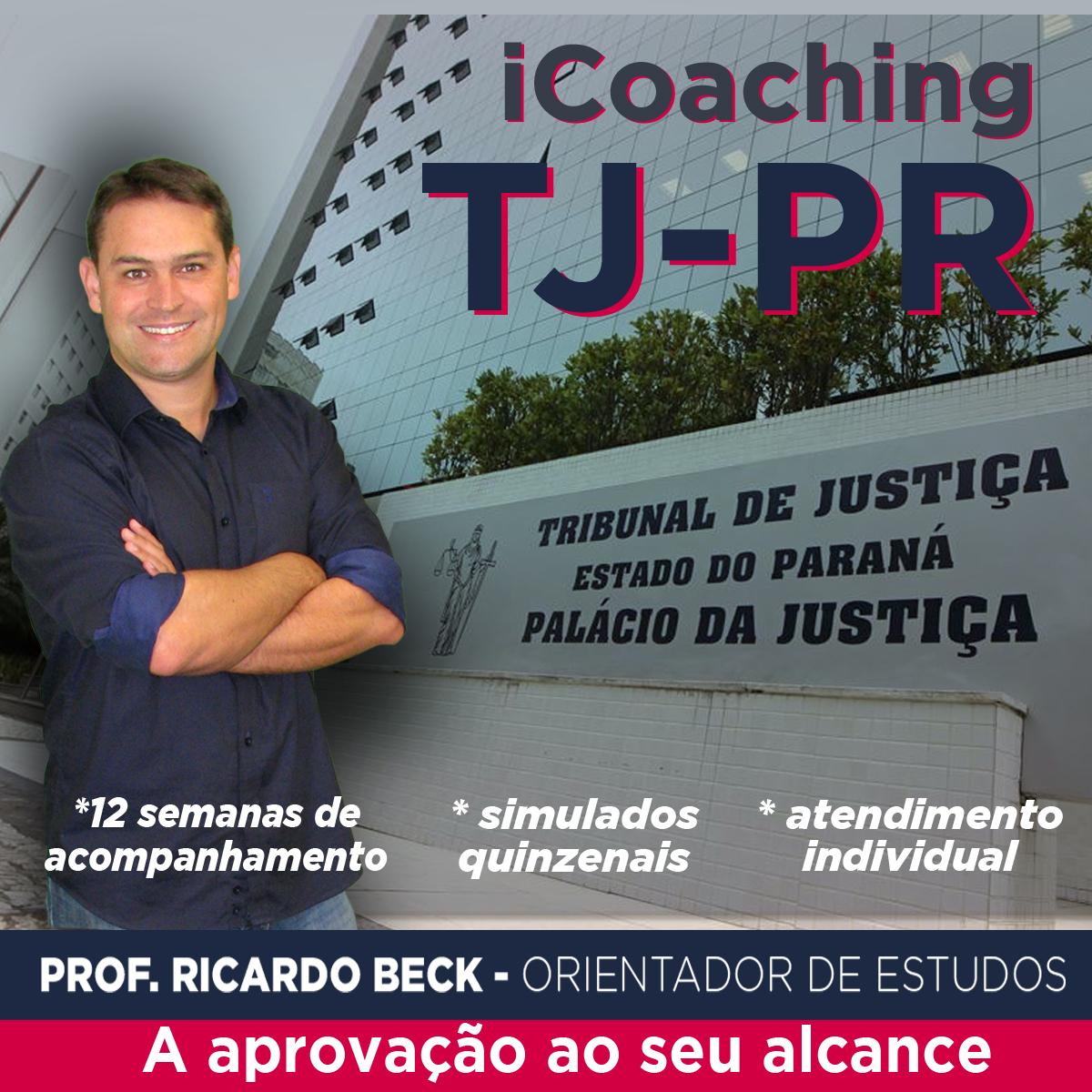 iCoaching TJ-PR || TJ-PR