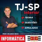 TJ-SP | Curso Completo – Informática