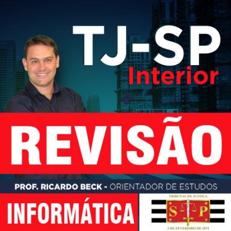 Revisão TJ-SP Interior / VUNESP