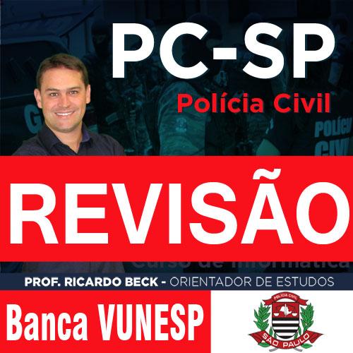Revisão PC-SP / VUNESP