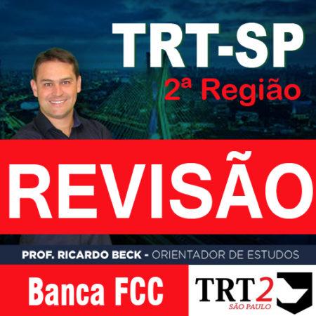 Revisão TRT-2 / FCC
