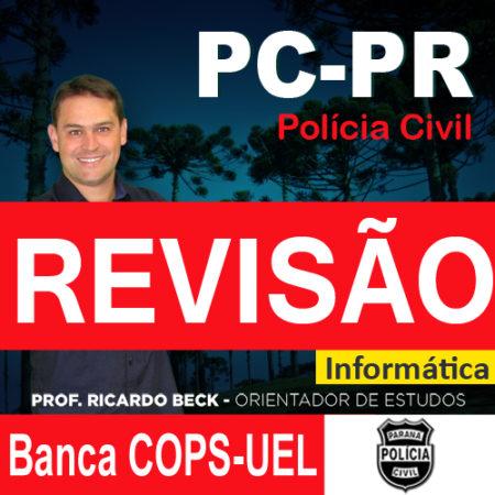 Revisão PC-PR / COPS-UEL