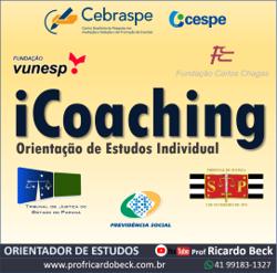 iCoaching – Orientação de Estudos Individualizada (12 semanas)