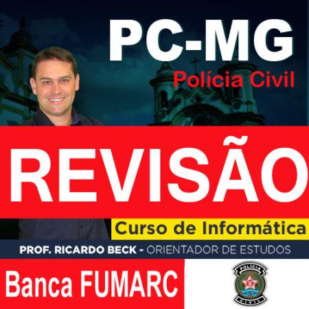 Revisão PC-MG / FUMARC