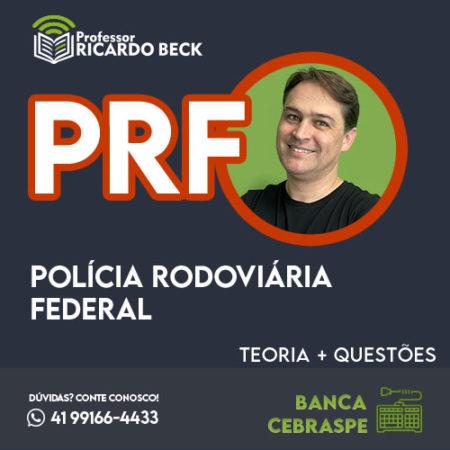 PRF 2021 | Teoria + Questões | INFORMÁTICA | Cebraspe