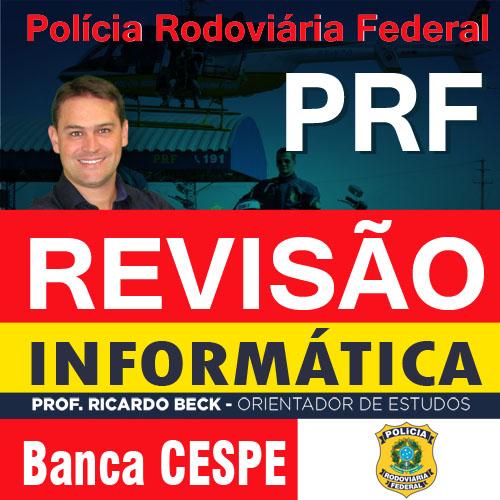 Revisão PRF | CESPE