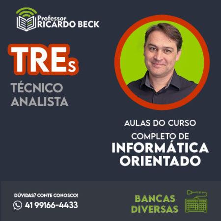 Curso Completo de Informática – Módulo: TRE´s | Banca CEBRASPE e outras | Teoria + Questões