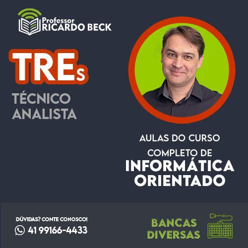 Curso Completo de Informática – Módulo: TRE´s   Banca CEBRASPE e outras   Teoria + Questões