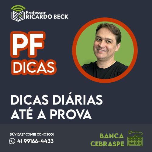 Dicas PF 2021 || Canal Exclusivo de Dicas || Informática