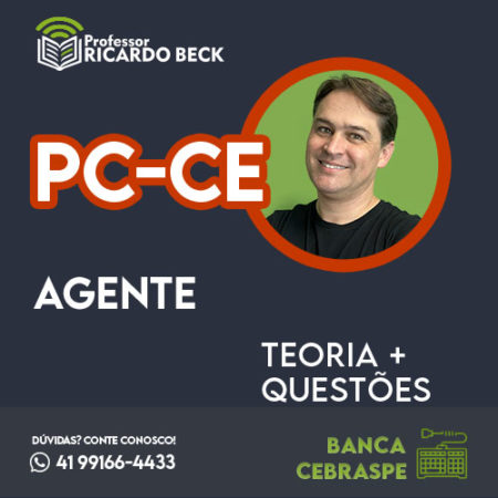 Curso Completo de Informática – Módulo: PC-CE | Banca IDECAN | Teoria + Questões